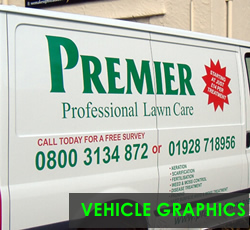 Vehicle Graphics Design Runcorn